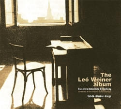 The Leó Weiner album